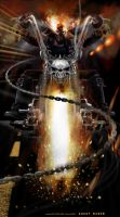 GhostRider3 by uwedewitt