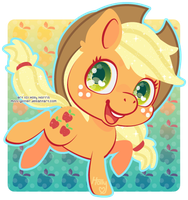 Apple Jack by Miss-Glitter
