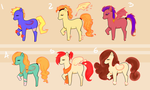 Pegasi Giveaway Raffle (CLOSED) by itslage-adopts