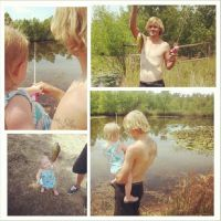 Gone Fishing with My Daddy by RuinNyght