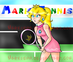 Mario - Serve Em' Up by Markiehh