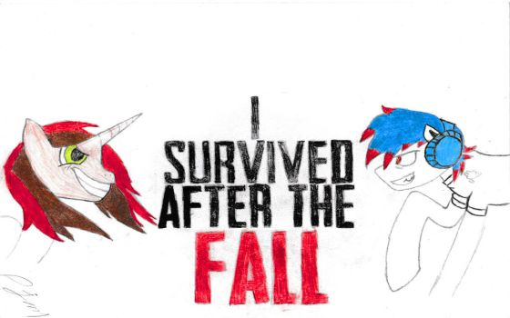 I Survived After The Fall by prodigyjm1