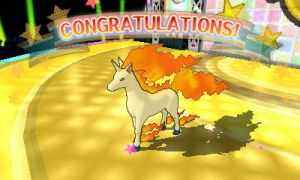 Pokemon AS: Rapidash by GothNebula