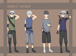 Enoki clothes reference by Crollio