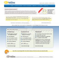 G.C. Solutions Redesign by xmod
