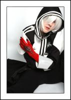 Allen walker cosplay: 02 by GinaMichi