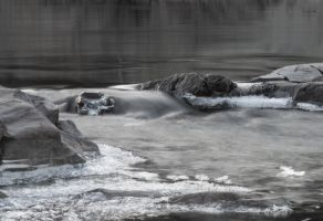 River in Allardville by PascalsPhotography