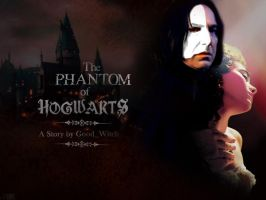 The Phantom of Hogwarts by elfxtar