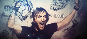 David Guetta by AcCreed