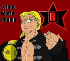 """""""The Rated R Superstar"""" Edge by McGreger16"""