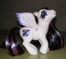 Crow by TealCustoms by customlpvalley