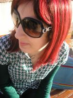 red head by MarchandeDePlaisirs