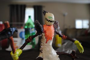 Fiddlesticks Clay Figurine (Update 1) by DV-Exos