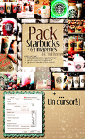 Pack Starbucks + Cursor by YuiWTF
