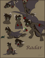 Radar Sketches by AbsoluteDream