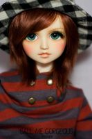 Face-up: Volks Mika by cats10