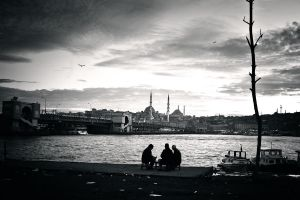 about istanbuL' by MustafaDedeogLu