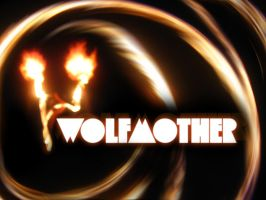 wolfmother by funkypiey