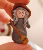 Clay Witch 2 by JulietTaylor