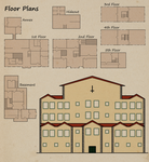 Hetaoni Mansion Floor Plans by arunhdan