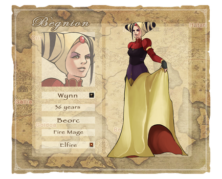 Wynn - Character Profile by DayLight13