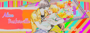 Love Stage Portada by ErzaScarletRivaille