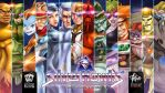 SILVERHAWKS cards by FranciscoETCHART