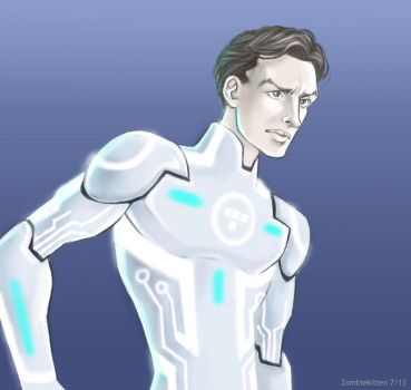 Determined Tron by ConnyChiwa