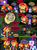 Mlp Eg Wake Up With A Monster Part 55 by Deidrax