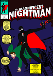 Nightman Comic Cover No.1 by soryukey