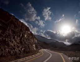 Road to Heaven by mhmalali