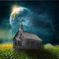 The Church Universal by QueenBee47