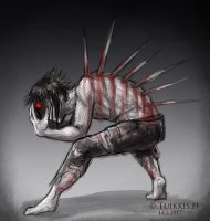 Wounded Beast by Tuikkis