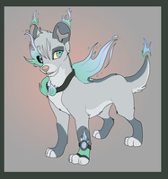 Canine Adoptable -taken- by Kitchiki
