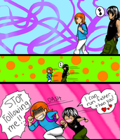 Ben 10 -Thats called stalking by kikikun
