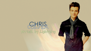 Chris Colfer SBL Wallpaper by mishulka
