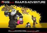 Raam's Adventure by deadcal