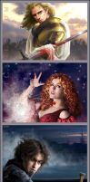 A Game of Thrones 1 by quickreaver