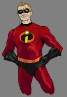 Mr. Incredible by SEELE-02