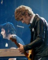 Brendan Benson and Jack White by forever-green