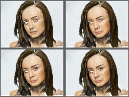 alexis bledel progress by feoh12