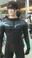 Nightwing at Anime Expo 2012 by trivto