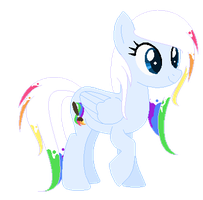 Tie-Dye's Redesign by iVui