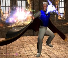BFTP The White Magician by CaptainZammo