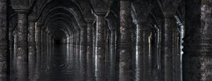 The Endless Cistern by OrestesGraphics