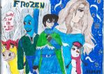 Disney`s Frozen (my version) by SkyCircle777