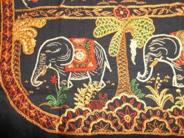 Elephant Purse Embroidery 2 by redambrosia