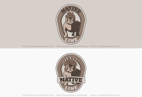 Native bully logo by DianaGyms