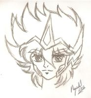 Coming soon - Seiya de Saint Seiya Omega by princesayuuki