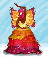 CE Miss Magix : Enchanted Winter by SachiiA